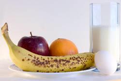 Frutas Ovos